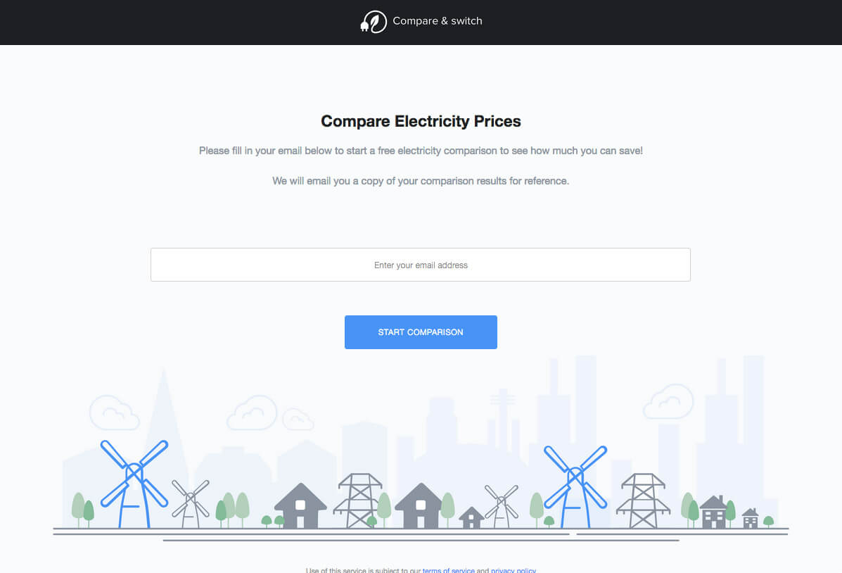 Compare Electricity Northern Ireland